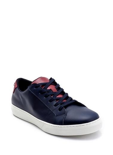 Derimod Erkek Ayakkabı(160) Sneaker Lacivert